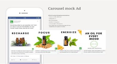 Carousel Mock Ad
