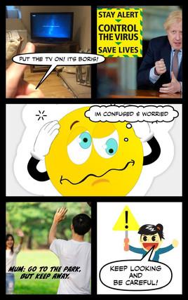 Boris comic