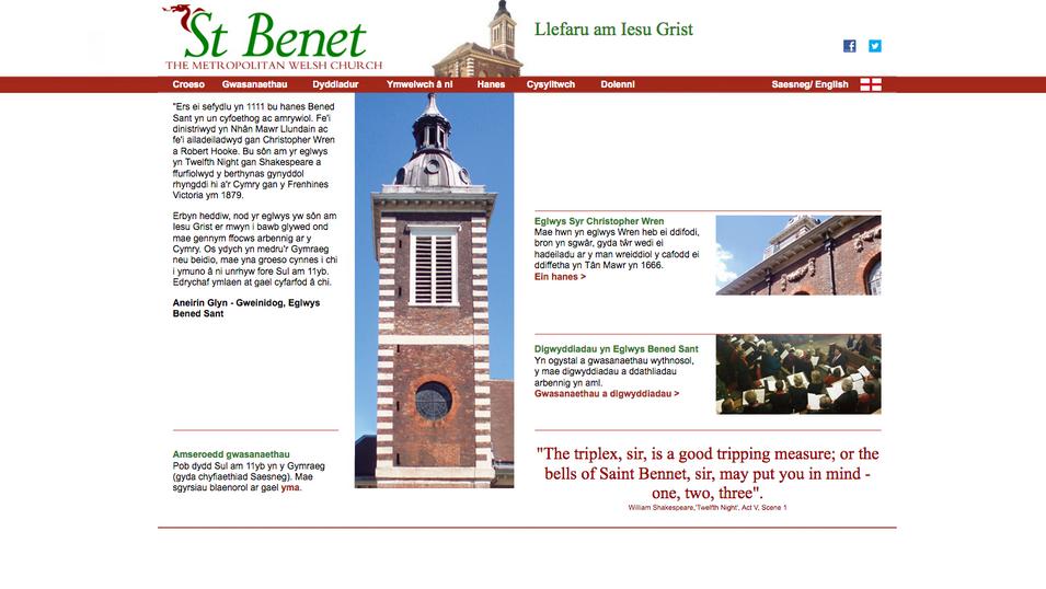 St Benet