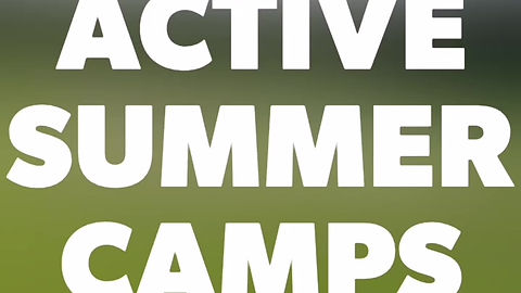 Active Summer Camps - Day Camp