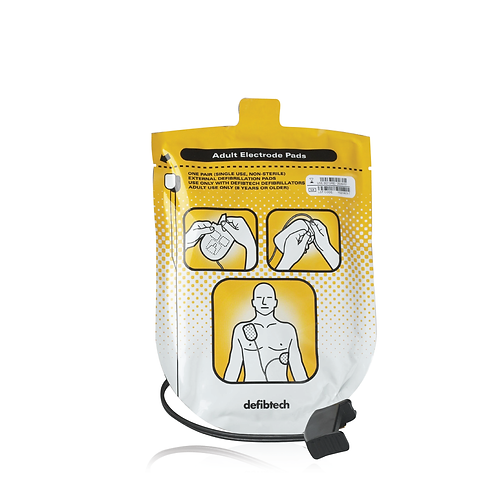DEFIBRILLATION PADS (SEMI & FULLY AUTOMATIC)
