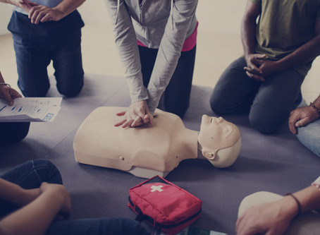 The benefits of becoming a First Aider