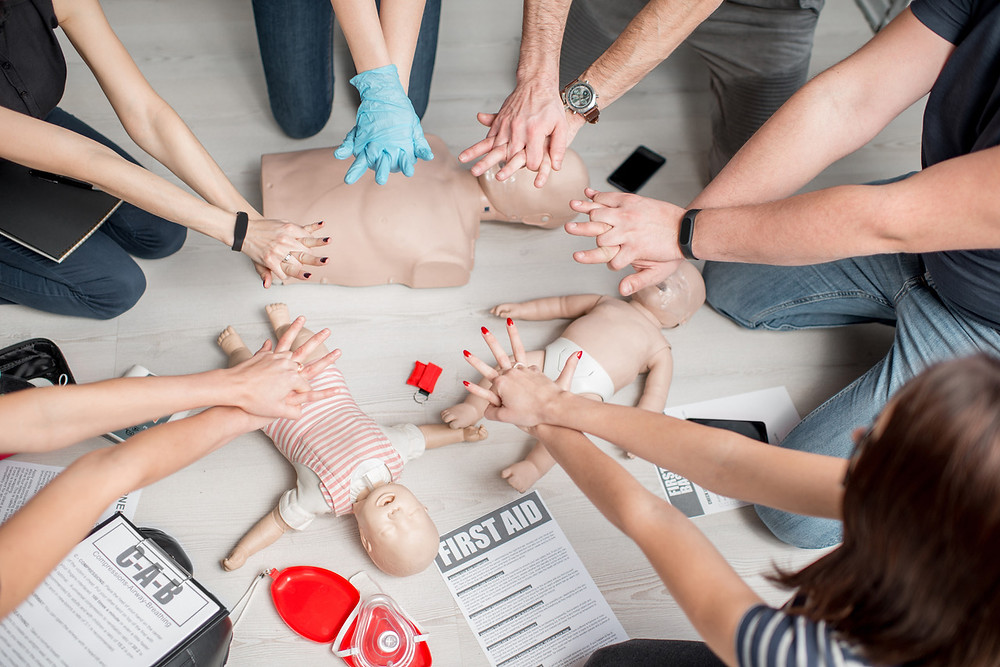 First Aid Courses for Schools - South Yorkshire