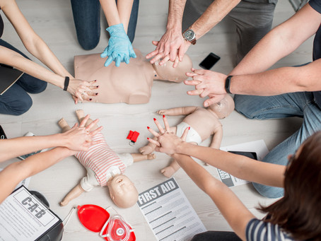 All children to learn CPR and basic first aid in School