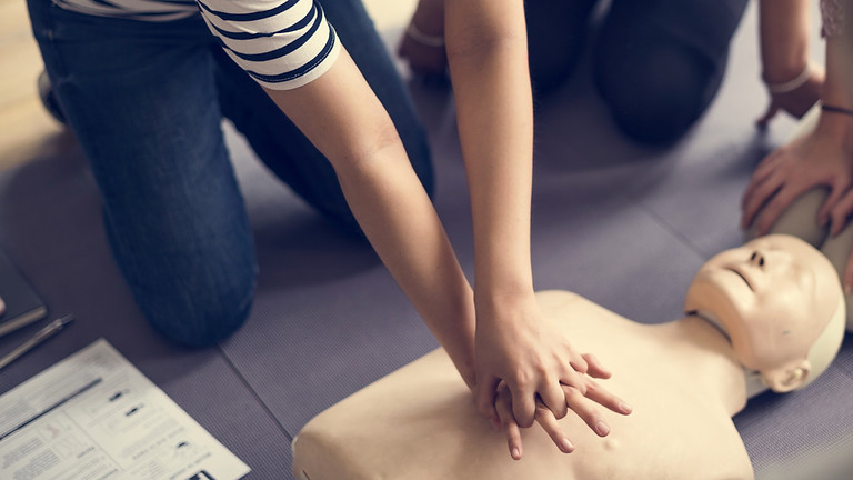 Emergency First Aid at Work Level 3 (EFAW) 22nd September 2021