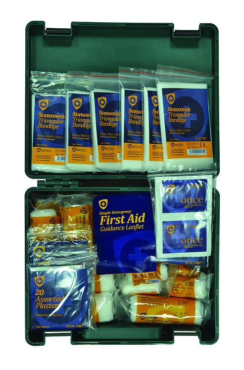HSE Standard 1-20 Person First Aid Kit Refill