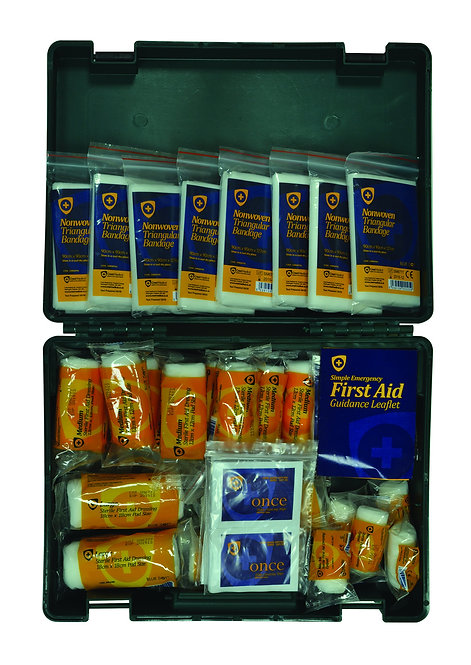 HSE Standard 1-50 Person First Aid Kit Refill