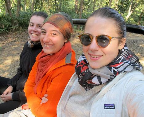 Team safari - Inde du Nord - I FEED GOOD
