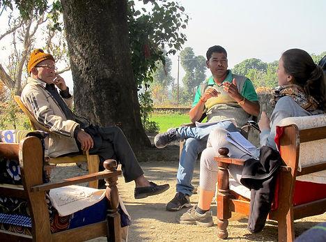 Interviews - Inde du Nord - I FEED GOOD
