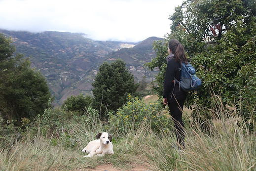 Julie,Mission Pérou - I FEED GOOD