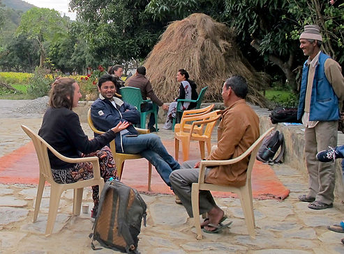 Interview - Inde du Nord - I FEED GOOD