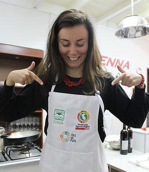 Julie, Mission Pérou - I FEED GOOD