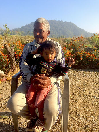 Producteur de riz - Inde du Nord - I FEED GOOD