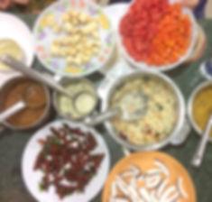 Repas Inde du Sud - I FEED GOOD