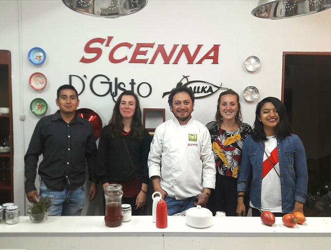Atelier cuisine, Mission Pérou - I FEED GOOD