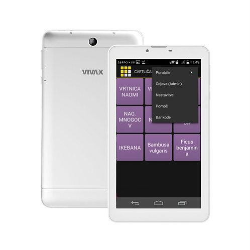 "VIVAX tablet TPC-703 3G 7"", 2x SIM"