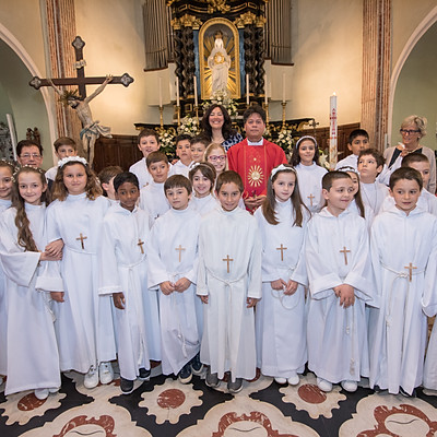 Comunioni San Nicola 20-5-2018