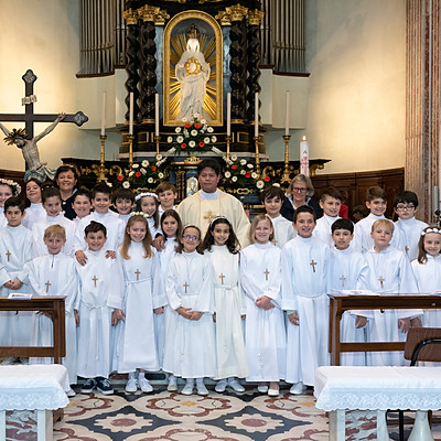 Comunioni San Nicola 19.05.2019