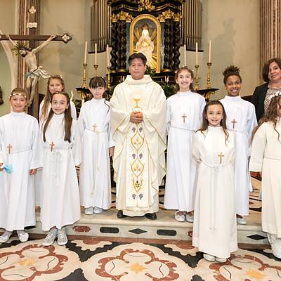 Comunione San Nicola 2021