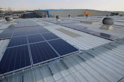 227 kWp Hadeed Rooftop Solar Project