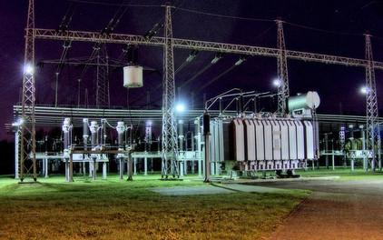 Lighting for 12 Substations Across UAE