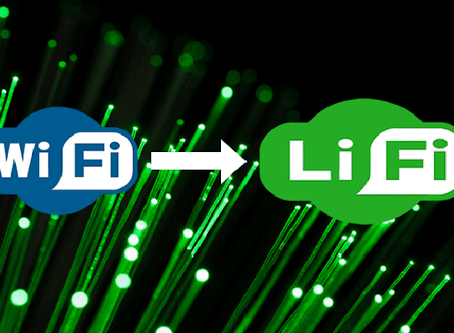 FROM LANTERN TO Li-Fi – THE EVOLUTION OF LIGHTING TECHNOLOGY