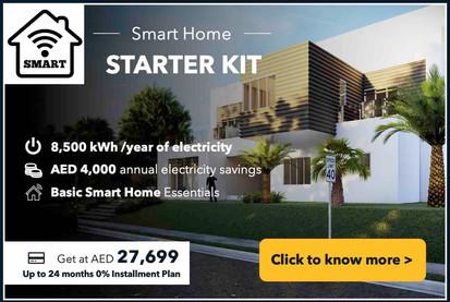 Starter Kit - Smart Solar Home
