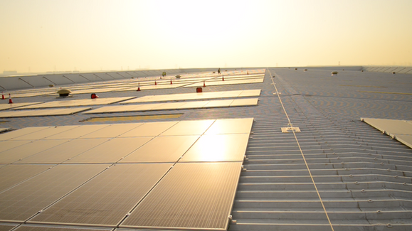 1,500 kWp Retail Logistics Rooftop Solar Project