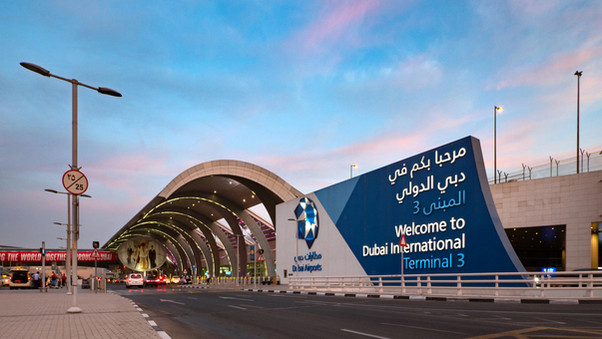 Dubai Airport - Lighting Retrofit