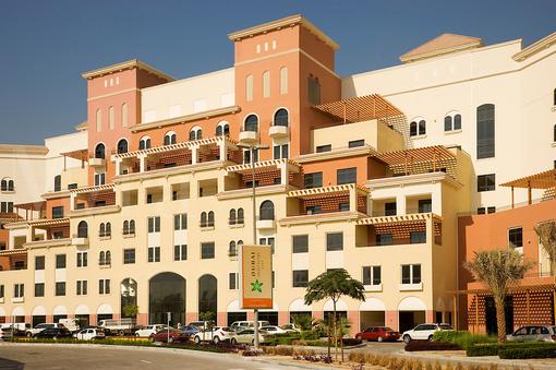 Lighting Retrofit for Dubai Healthcare City
