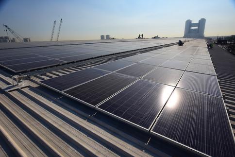 508 kWp Steinweg Solar Rooftop Project