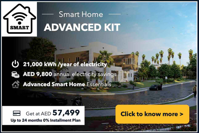 Advanced Kit - Smart Solar Home