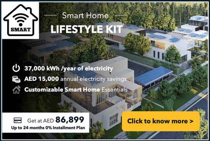 Lifestyle Kit - Smart Solar Home