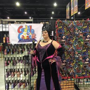 The Evil Queen!