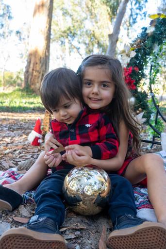Christmas Family Session