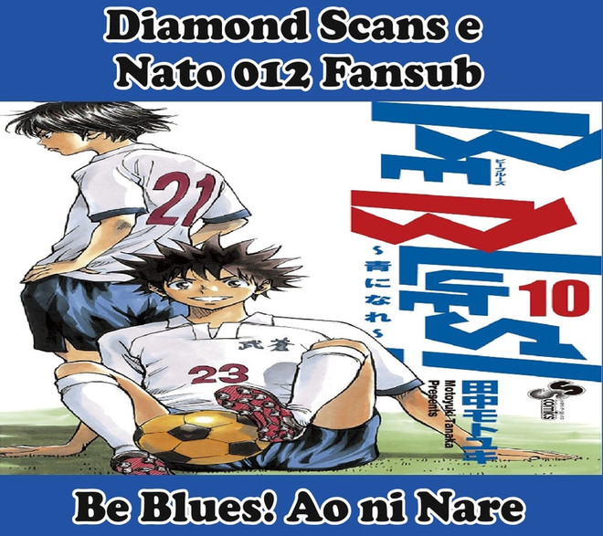Volume 10 de Be Blues! Ao ni Nare