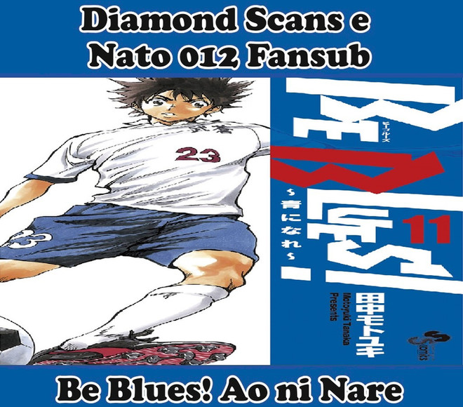 Volume 11 de Be Blues! Ao ni Nare