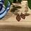 Thumbnail: Copper Dangle Earrings