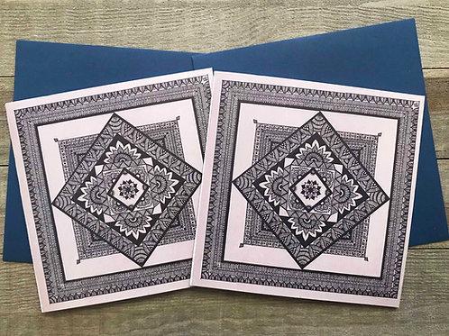 Pushpavyuha Cards