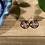 Thumbnail: Daisies Round Earrings
