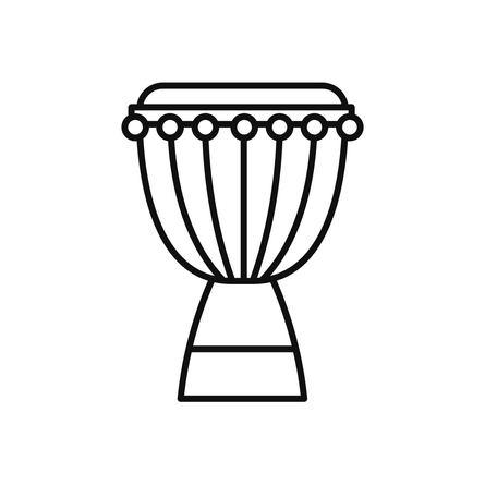 Djembe-Drum