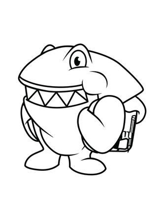 Sharkey Backpack