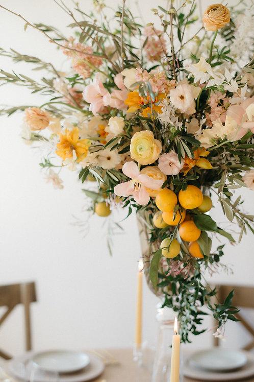 6-Hr Private In Studio Floral Workshop