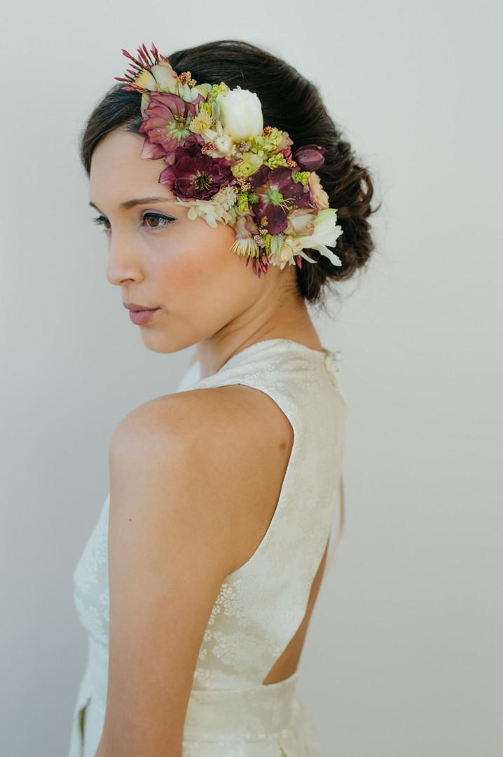 Hair Flowers for Wedding