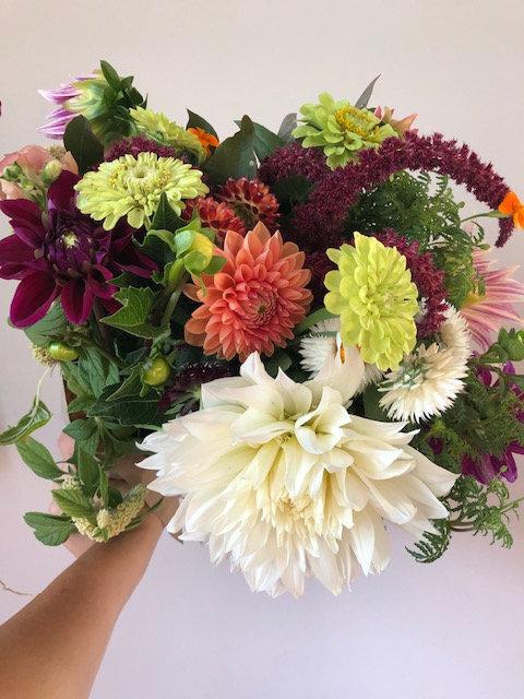 Luminous Blooms  Floral Subscription