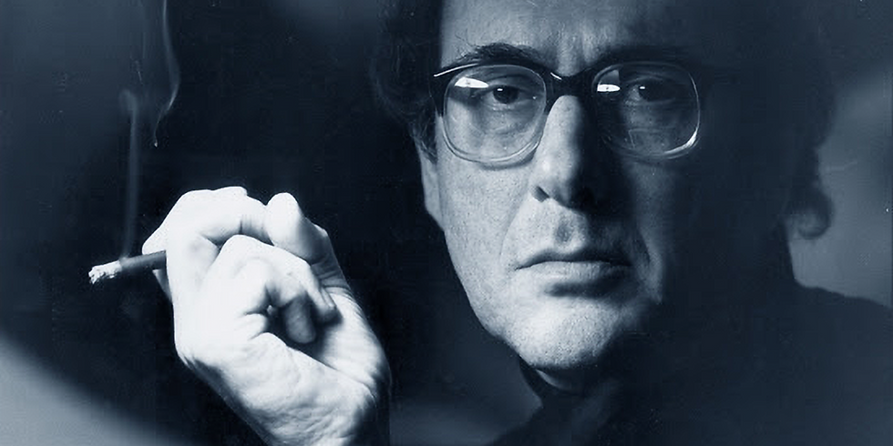 New London event Performing Jewishness: Reflections on Theatre of Harold Pinter with Dr Peter Lawson, Open University