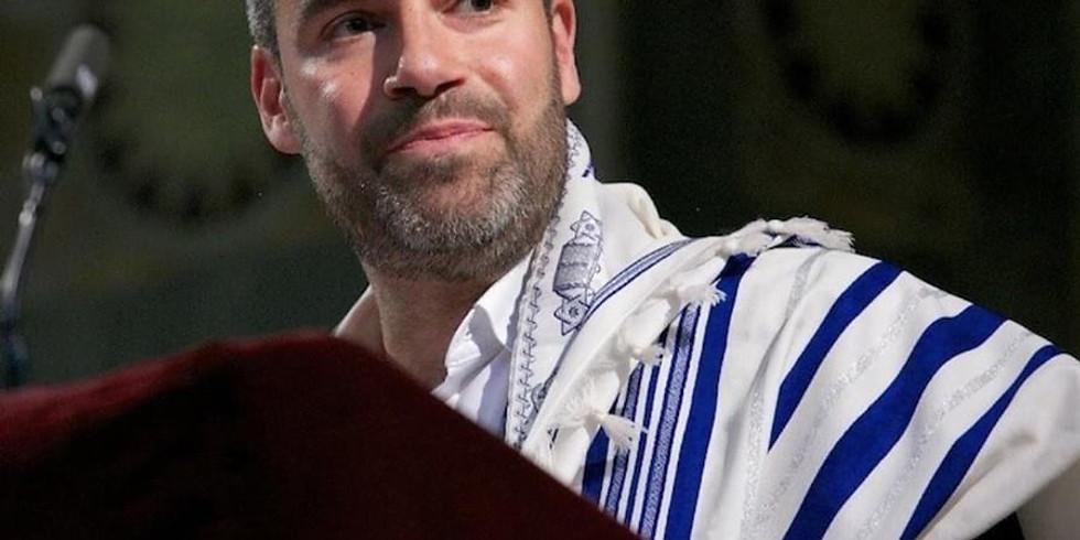 Shabbat with Rabbi Danny Newman