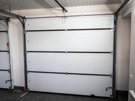 Podział bram garażowych ze względu na sposób otwierania
