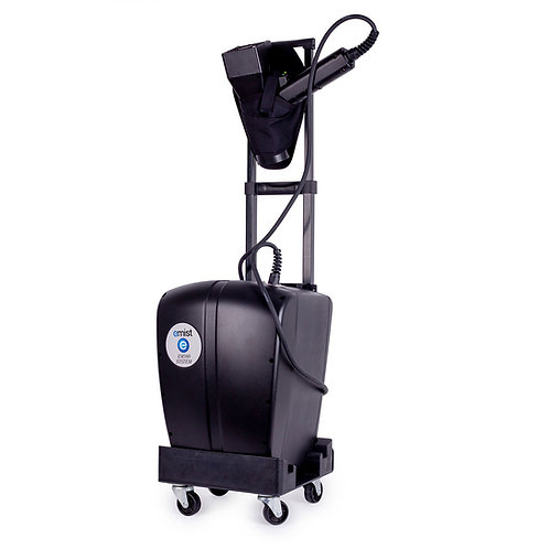 EMist® Electrostatic™ Disinfectant Sprayer: Pull Cart