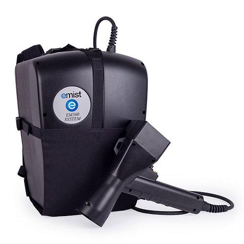 EMist® Electrostatic Disinfectant Sprayer: Backpack